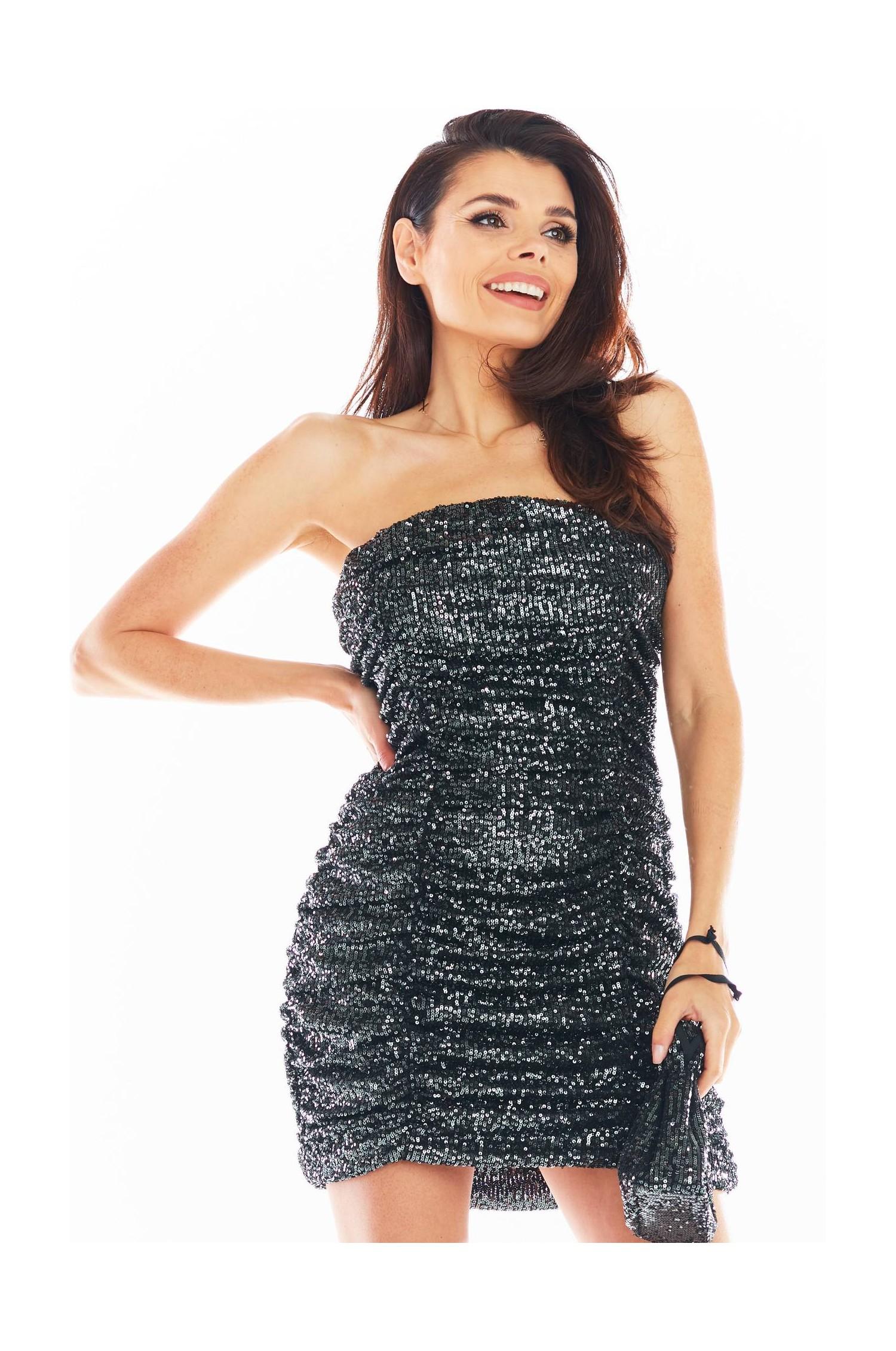 Sukienka A401