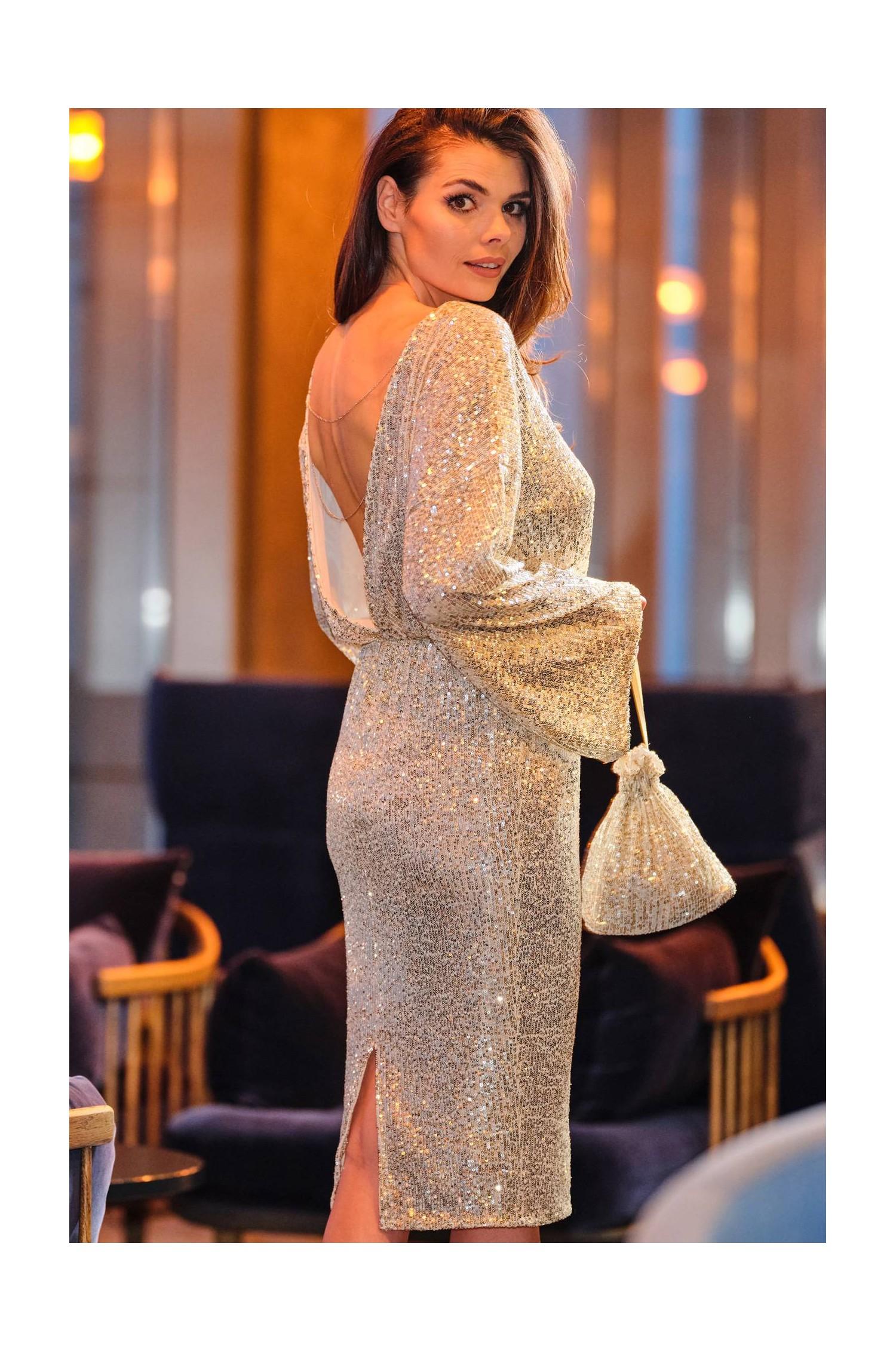 Sukienka A402