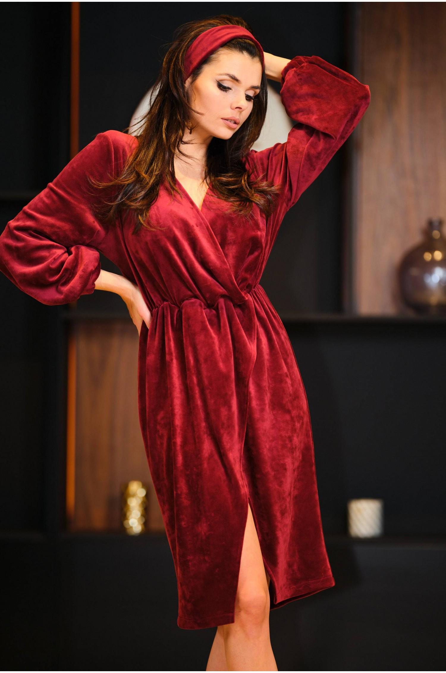 Dress A406
