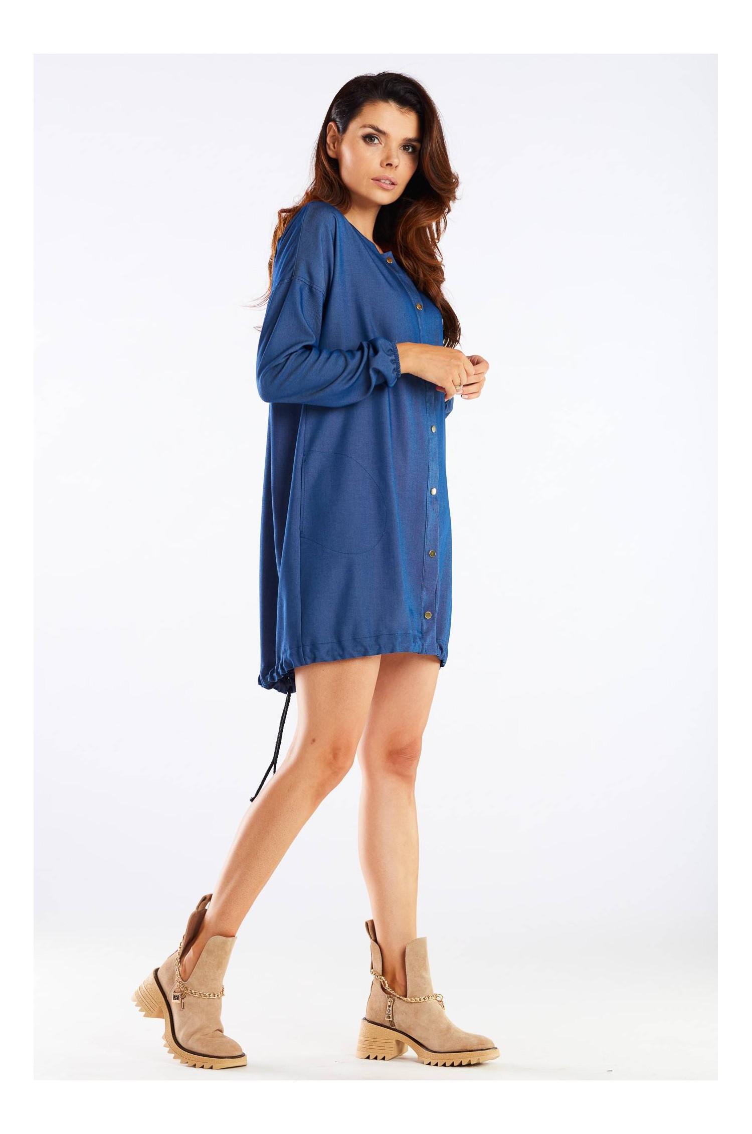 Sukienka A453