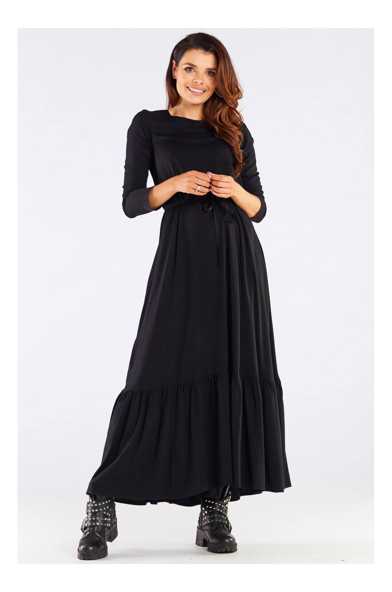 Sukienka A455