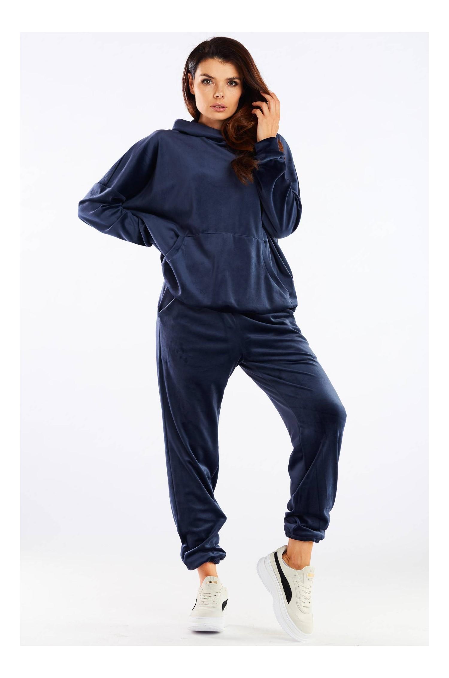 Spodnie A459