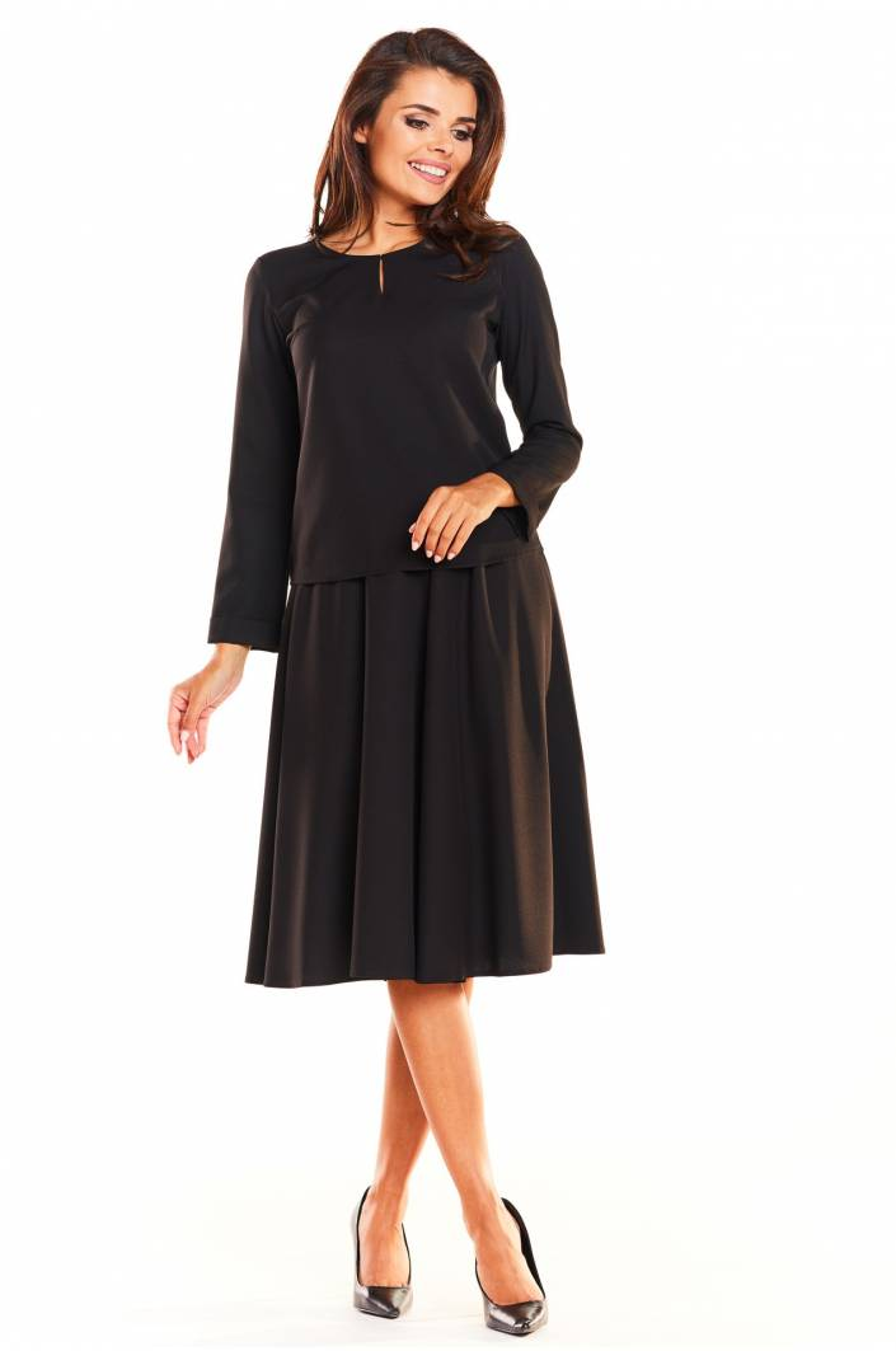 Set A237 Blouse + Skirt