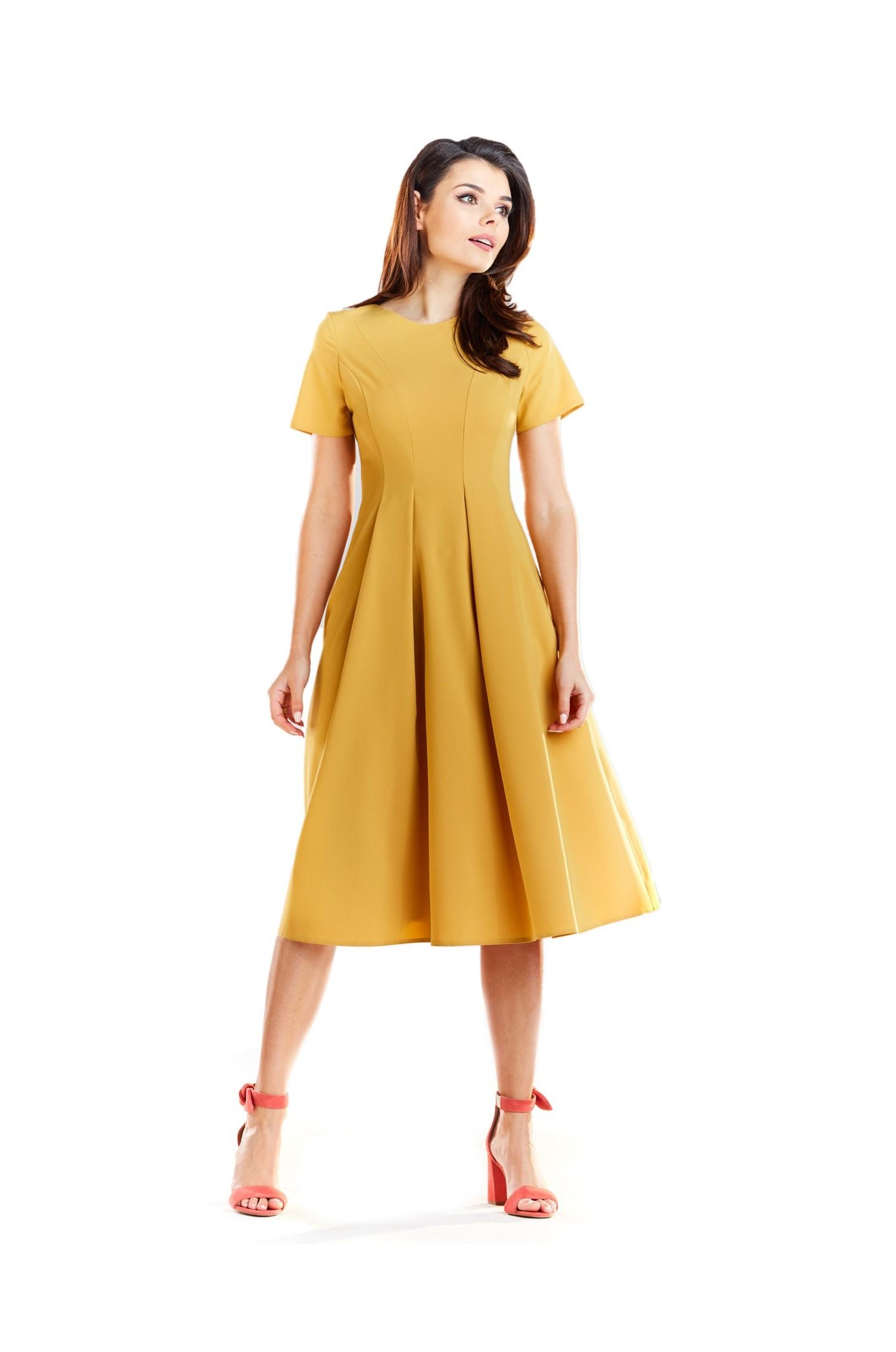 Dress A253