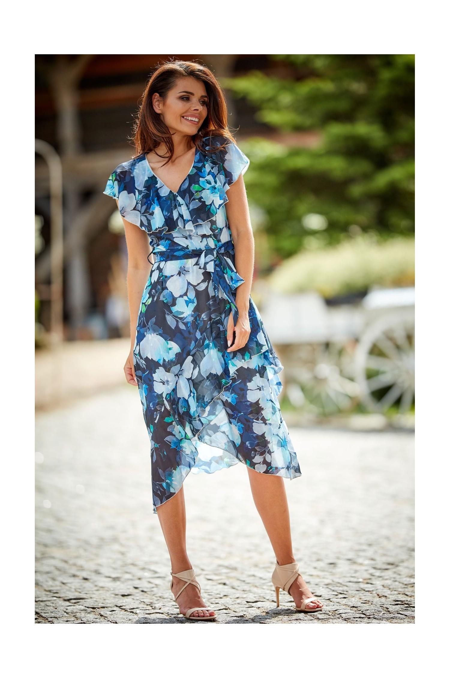 Dress A308