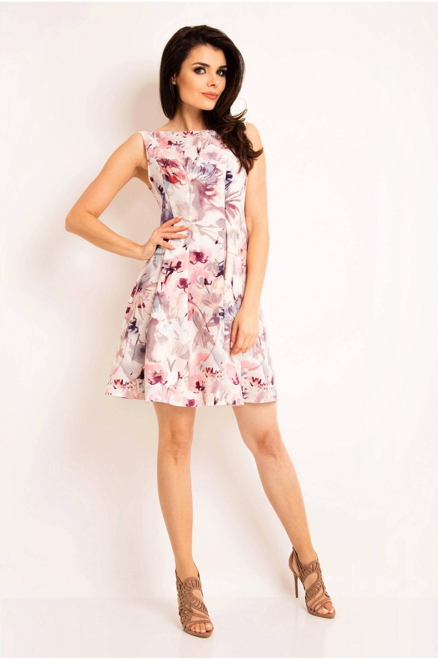 Dress A165