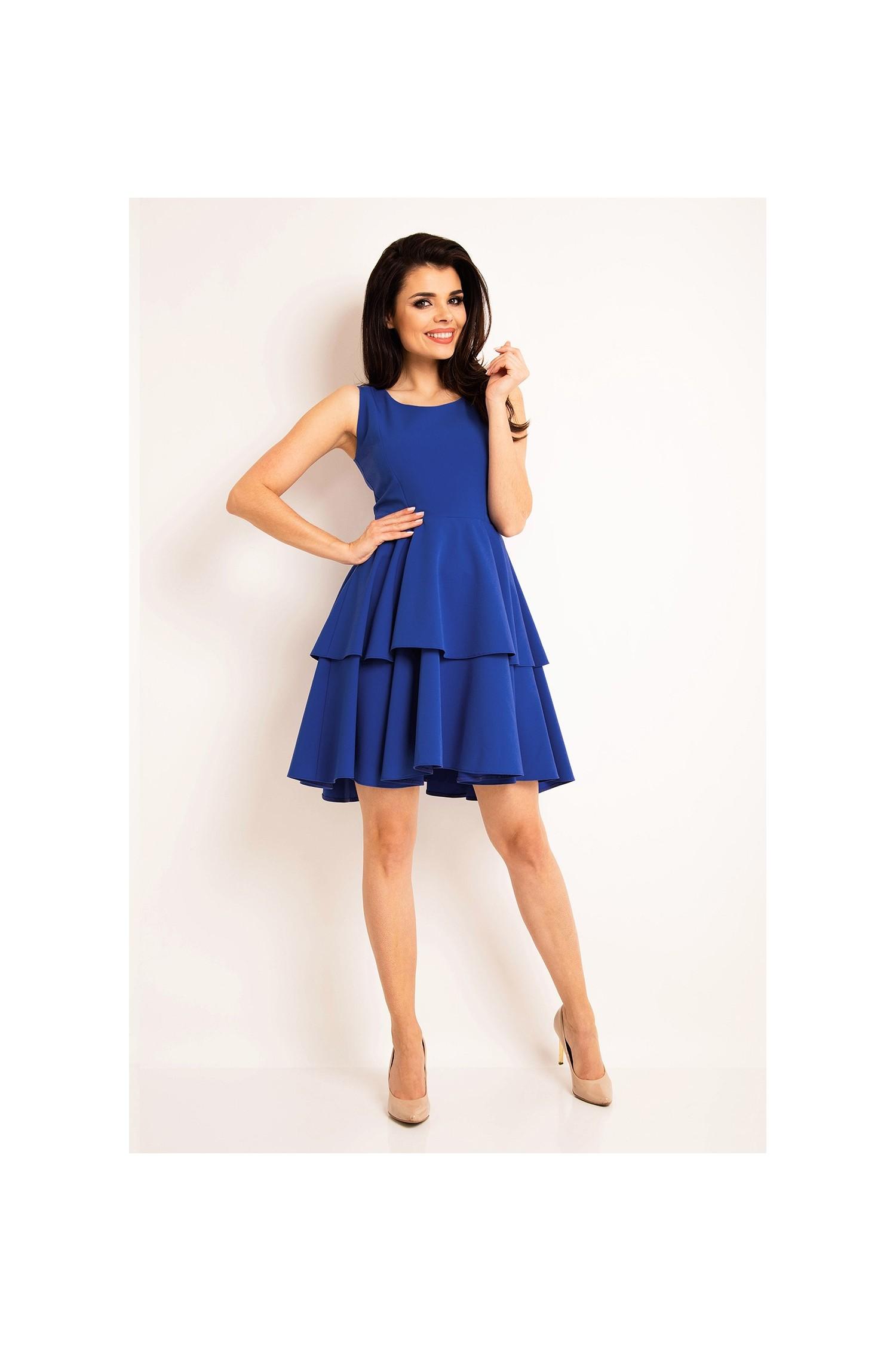 Dress A163